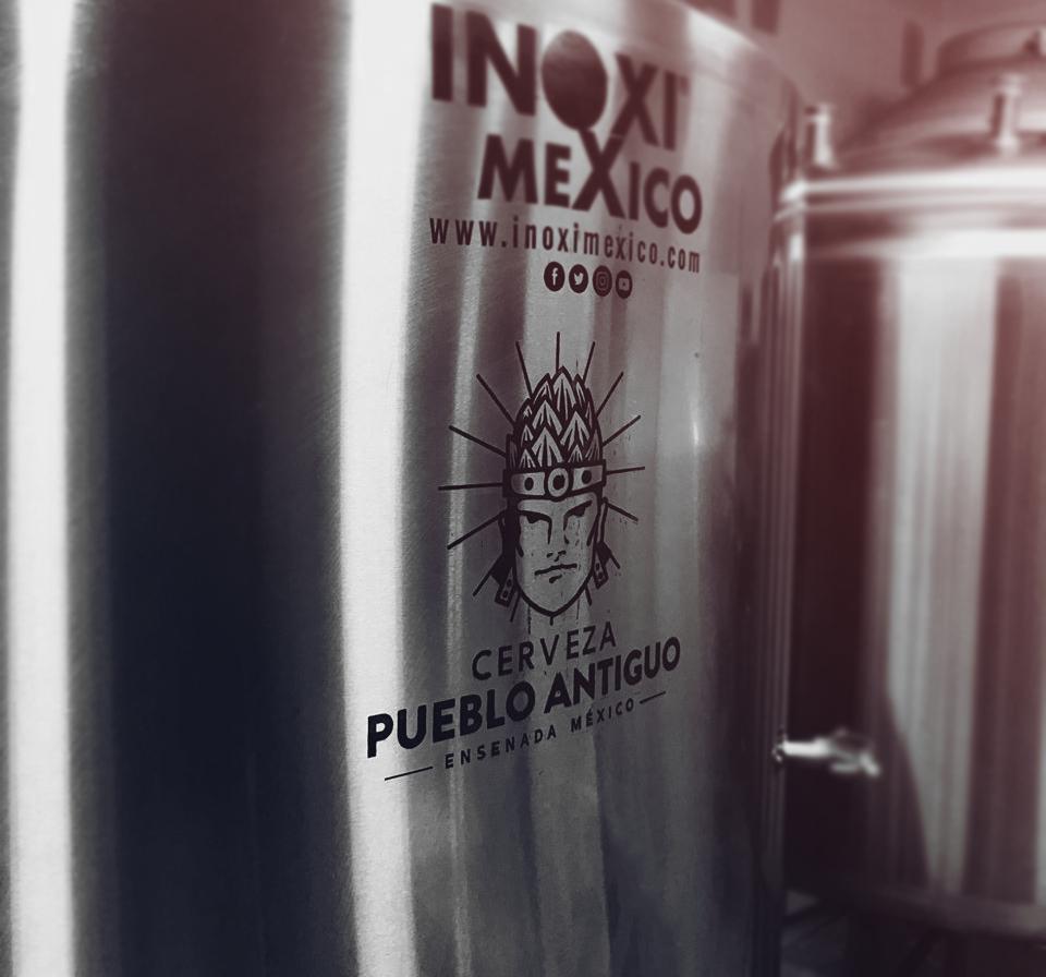 Cerveza Pueblo Antiguo